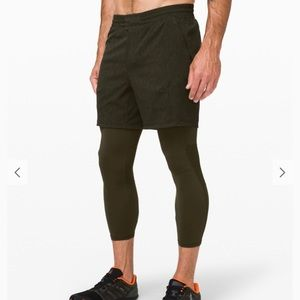 Lululemon Active Expert Short Tight